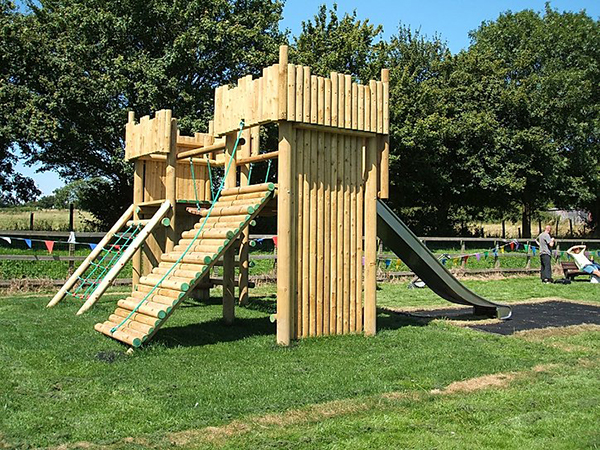 natural junior play equipment