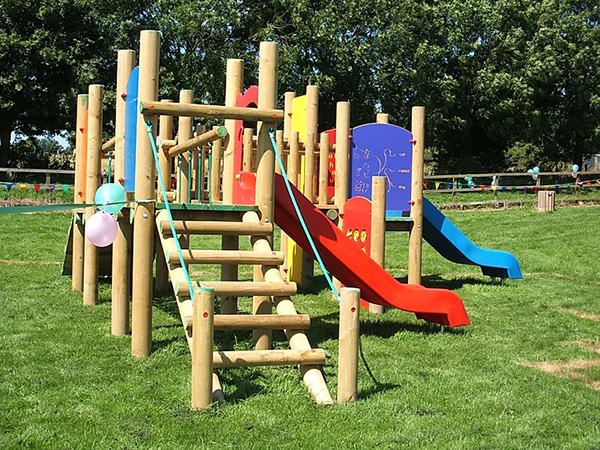 new toddler play equipment